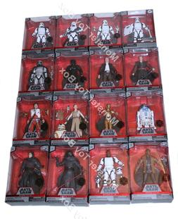 Star Wars Elite Series Action Figures The Force Awakens Disn