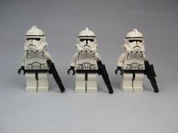 LEGO Star Wars Episode 3 Clone Trooper Lot  Minifigures