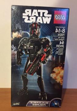LEGO Star Wars Episode VIII Elite Tie Fighter Pilot 75526 Bu