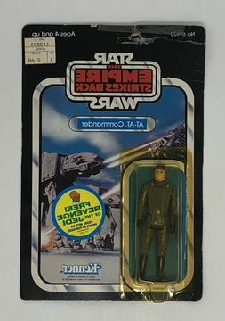 Star Wars ESB AT-AT Commander 1980 action figure