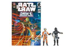 Star Wars Expanded Universe X-Wing Rogue Squadron