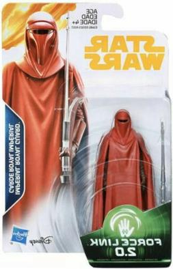 Star Wars Force Link 2.0 Imperial Royal Guard 3 3/4 Inch Act