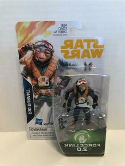 """STAR WARS Force Link 2.0 RIO DURANT 3.75"""" figure SOLO a star"""
