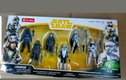 Star Wars Force Link 2.0  Set of 6 - 3.75 Action Figures Tar