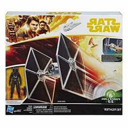 Star Wars Force Link 2.0 Tie Fighter & Tie Fighter Pilot
