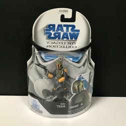 Star Wars Jodo Kast Legacy Collection Hasbro Action Figure B