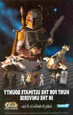 Star Wars Kenner Action Figures: the Power of the Force: Bob