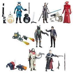 Star Wars: The Last Jedi 3 3/4-Inch Action Figure 2-Packs Wa