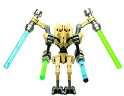 LEGO Star Wars Minifigure - General Grievous Clone Wars Vers