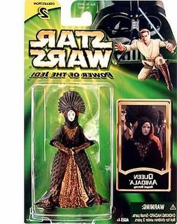 Hasbro Star Wars Power Of The Jedi Queen Amidala Royal Decoy