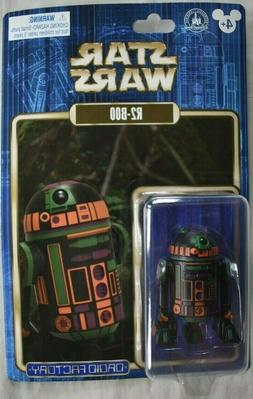 Star Wars R2-BOO Droid Factory Disney Parks Exclusive Action