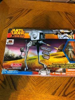 Star Wars Rebels AT-DP Vehicle + Action Figure by Hasbro
