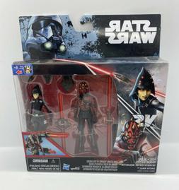 Star Wars Rebels Hasbro Figure 2-Pack Darth Maul Seventh Sis