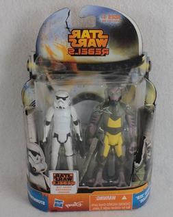 Hasbro Star Wars Rebels GARAZEB ZEB ORRELIOS Action Figure M