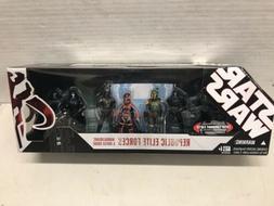 STAR WARS Republic Elite Forces BATTLE Packs MANDALORIANS &