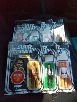 STAR WARS Retro Collection Action Figures Hasbro 2019 Target