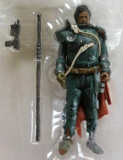 "STAR WARS ROGUE ONE 3.75"" Action Figure SAW GERRERA/JEDHA RE"