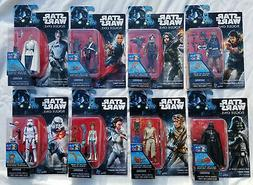 "Star Wars Rogue One 3.75"" Action Figures WAVE 2 SET Of 8 Has"