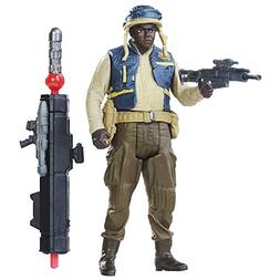 "Hasbro Star Wars Rogue One Lieutenant Selfa 3.75"" Action Fig"