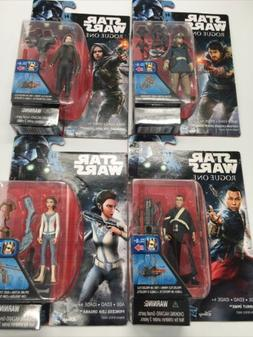 """STAR WARS ROGUE ONE LOT OF 4 - 3.75"""" FIGURES"""