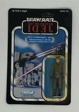 Star Wars ROTJ AT-AT Commander 1983 action figure