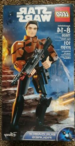 LEGO Star Wars Solo: A Star Wars Story Han Solo 75535 Buildi