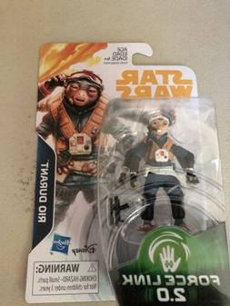 "*** Hasbro Star Wars SOLO - Rio Durant 3.75"" ACTION FIGURE *"