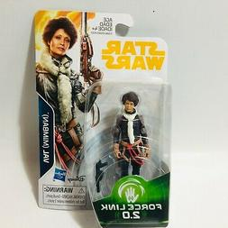 """*** Hasbro Star Wars SOLO VAL  3.75"""" ACTION FIGURE *** FORCE"""