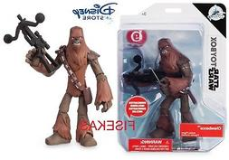 "Star Wars Disney Store Chewbacca Action Figure 6"" Chewy Wook"