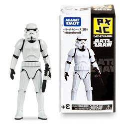 Star Wars - Stormtrooper Mini Metal Action Figure by Takara