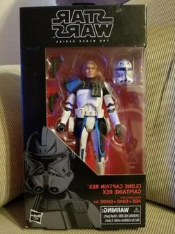 Hasbro Star Wars The Black Series Captain Rex Action Figure