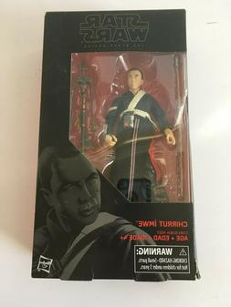 "Star Wars The Black Series Chirrut Imwe 6"" Inch Action Figur"