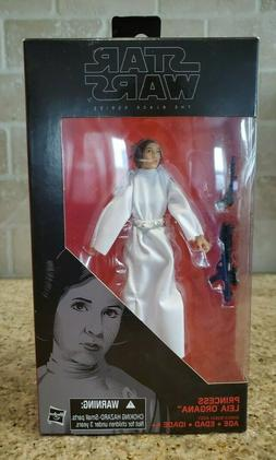 Hasbro Star Wars The Black Series Princess Leia Organa Actio
