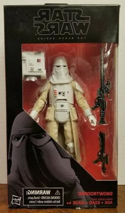 Star Wars The Black Series SNOWTROOPER #35 - 6-Inch Action F