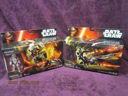 Star Wars The Force Awakens Elite Speeder Bike Storm trooper
