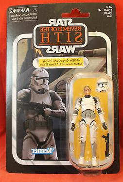 Star Wars The Vintage Collection 41st Elite Corps Clone Troo