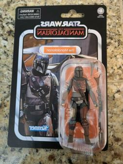 Star Wars The Vintage Collection THE MANDALORIAN 3.75 Inch F