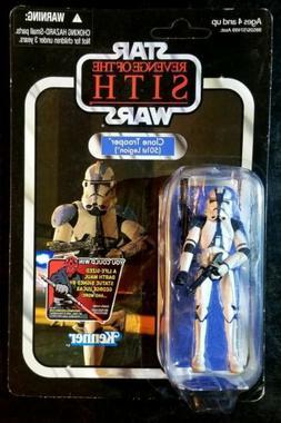 Star Wars VC60 Clone Trooper 501st Legion Revenge of the Sit