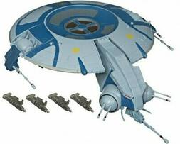 Star Wars Vehicles 2010 Separatist Droid Gunship Action Figu