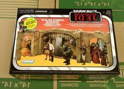 Star Wars Vintage Collection Jabba's Palace Playset Walmart