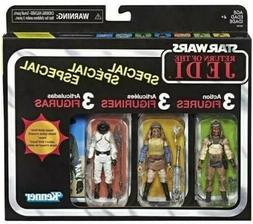 Star Wars Vintage Collection Skiff Guard 3 Pack Action Figur