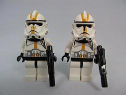 LEGO Star Wars Yellow Episode 3 Clone Trooper Lot  Minifigur