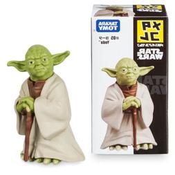 Star Wars - Yoda Mini Metal Action Figure by Takara Tomy