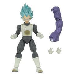 DragonBall Stars Super Saiyan Blue Vegeta Action Figure