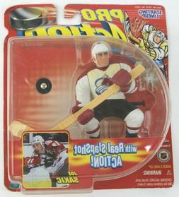 Starting Lineup PRO Action JOE SAKIC Hockey Ffigure~1998 ~ N
