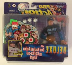 Starting Lineup Roger Clemens Pro Action 1998 action figure