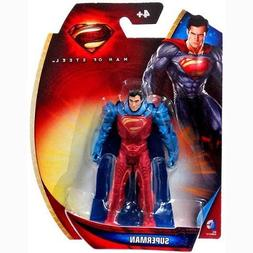 Superman Man of Steel Armor Suit Superman 3.75 inch Action F