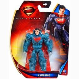Superman Man of Steel Heavy Armor Suit Superman 3.75 inch Ac