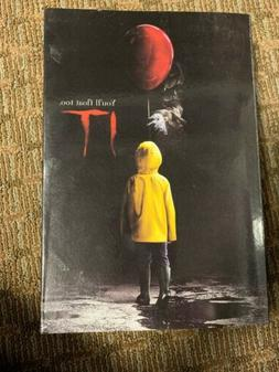 Stephen King's IT ~ PENNYWISE  ACTION FIGURE ~ NECA