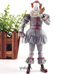 Stephen King's It Pennywise Figurine <font><b>Horror</b></fo